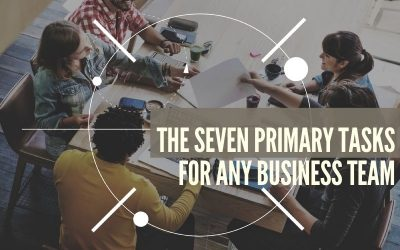 The Seven Primary Tasks For Any Orlando Business Team