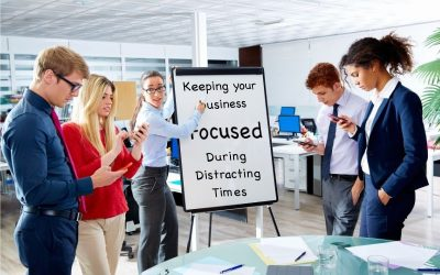 Keeping Your Orlando Business Focused During Distracting Times